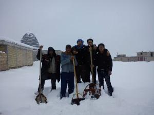 آفون و برف روبی جوانان