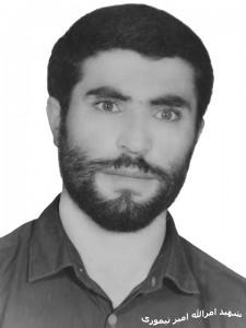 شهید امرالله امیرتیموری