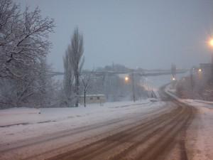 ورودی شهر -پل رابر - دیوران